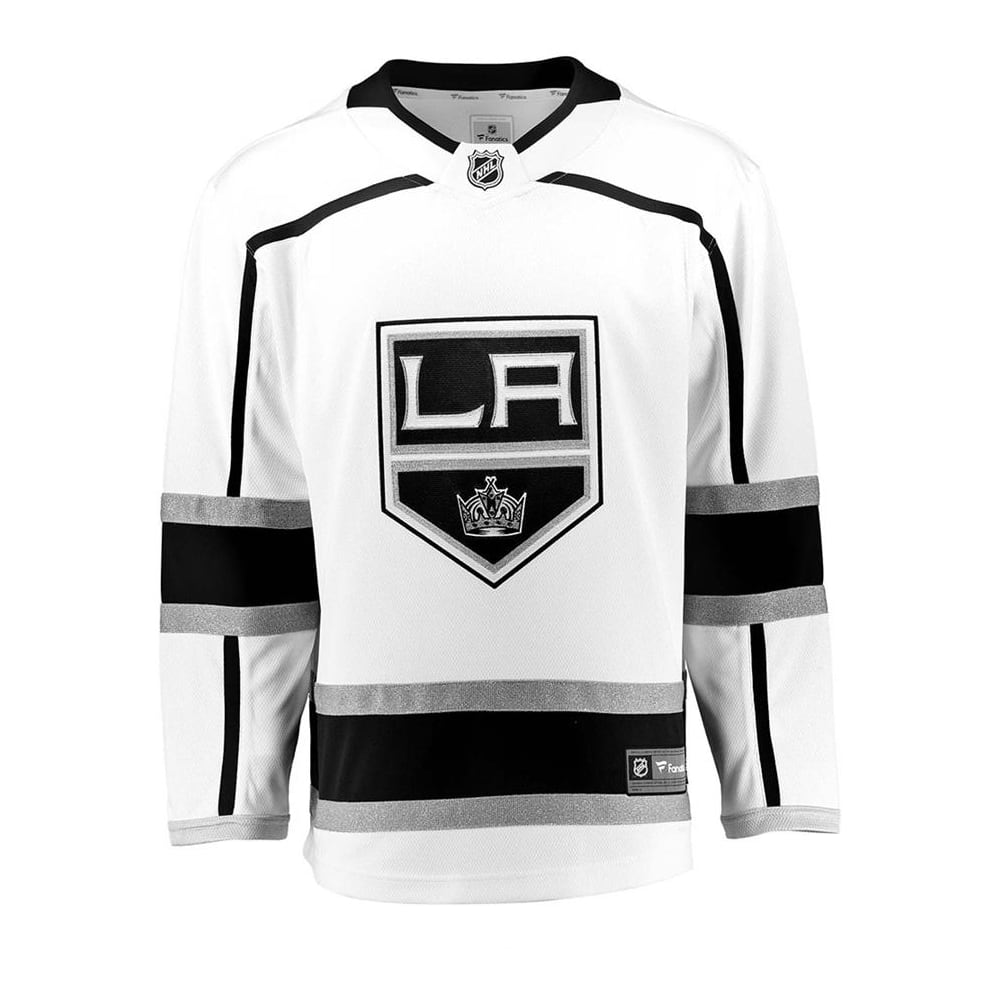the latest 1580b 6152e Fanatics Los Angeles Kings Replica Away Jersey - Adult