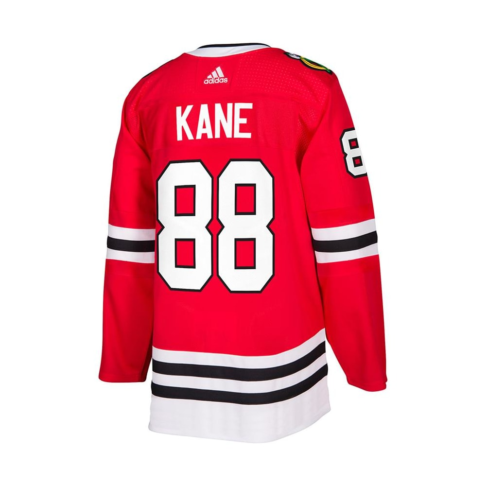 save off 55fee 4233f Adidas Chicago Blackhawks Patrick Kane Authentic NHL Jersey - Home - Adult