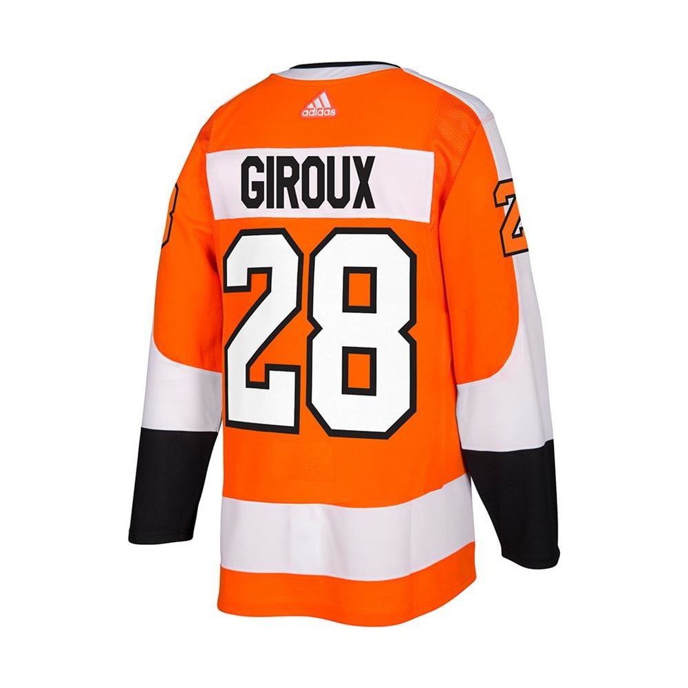 low priced eed00 becf3 Adidas Philadelphia Flyers Claude Giroux Authentic NHL Jersey - Home - Adult