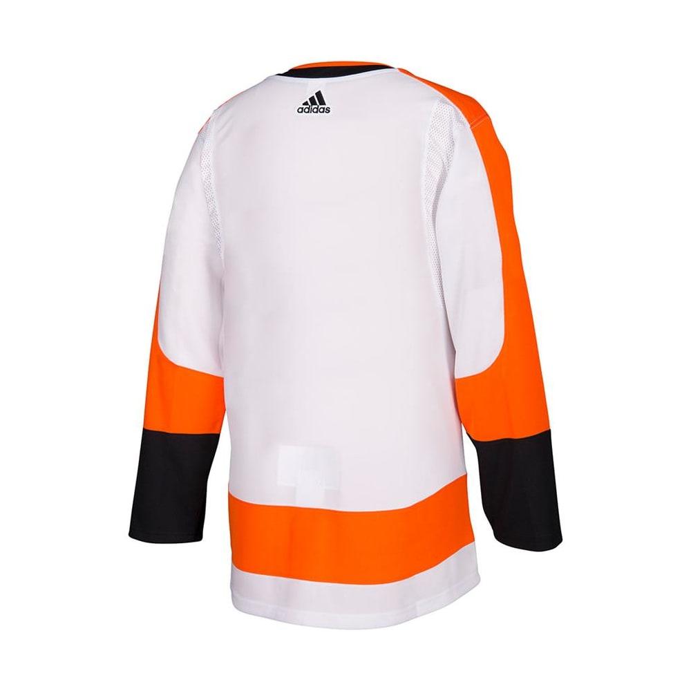 hot sale online 81bee 113f2 Adidas Philadelphia Flyers Authentic NHL Jerseys - Away - Adult