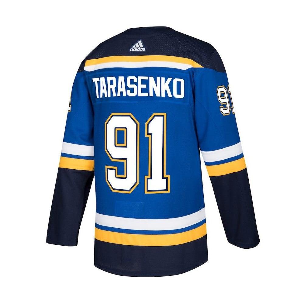 uk availability 3f7a0 6d5e2 Adidas Vladimir Tarasenko St. Loius Blues Authentic NHL Jersey - Home -  Adult
