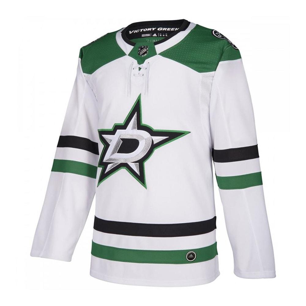 super popular 4859f e33da Adidas Dallas Stars Authentic NHL Jersey - Away - Adult