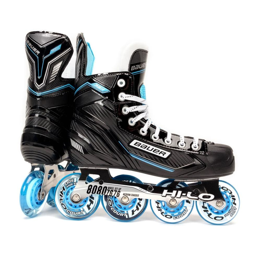 Bauer Rsx Inline Hockey Skates Senior Pure Hockey Equipment