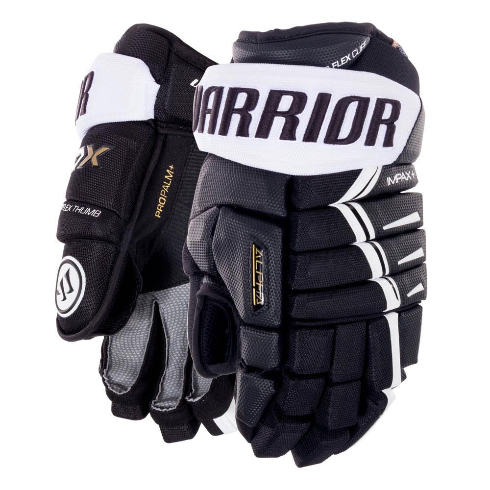 Warrior Alpha DX Hockey Gloves - Senior | Pure Hockey Equipment