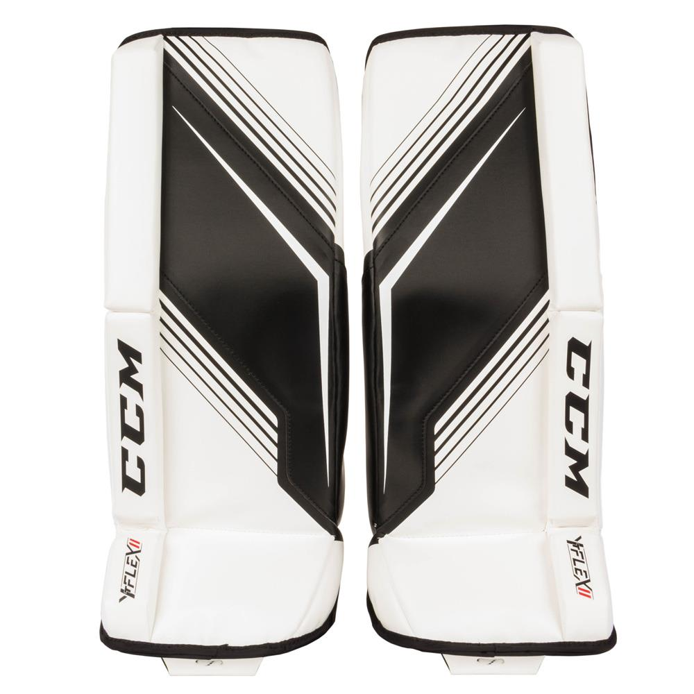 CCM YT-Flex 2 Goalie Leg Pads - Youth | Pure Goalie Equipment