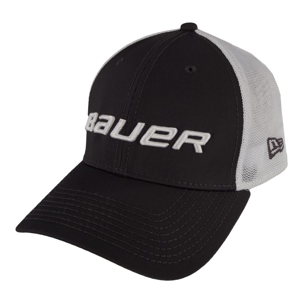 b2f39413 Bauer 39THIRTY Stretch Mesh Fitted Hat - Adult | Pure Hockey Equipment