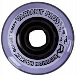 Revision Variant Plus Indoor Inline Hockey Wheels - 72A - Purple