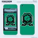Gongshow Hockey Boys iPhone 5 Skin