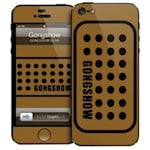 Gongshow Blocker iPhone 5 Skin