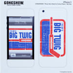 Gongshow Big Twig iPhone 5 Skin