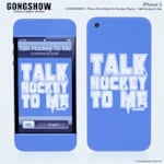Gongshow Talk Hockey iPhone 5 Skin