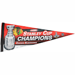 2013 Chicago Blackhawks Stanley Cup Champion Premium Banner