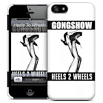 Gongshow Heels 2 Wheels iPhone 5 Shell
