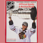 NHL Guide & Record Book 2014