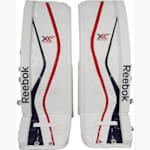 Reebok Premier XLT Hockey Goalie Leg Pads - Senior