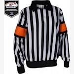 Force Pro Referee Jersey w/ Orange Armbands - Womens
