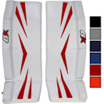 Brians Brian's Net Zero Color Kit Hockey Goalie Pad Kit - Youth