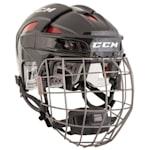 CCM FITLITE Hockey Helmet Combo