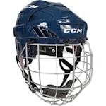 CCM Fitlite FL60 Hockey Helmet Combo