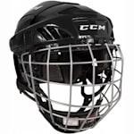 CCM Fitlite FL40 Hockey Helmet Combo
