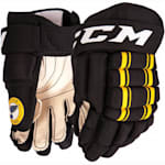 CCM Little Blues Learn to Play Gloves - Junior