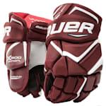 Bauer Vapor X800 Hockey Gloves - Junior