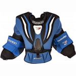 Vaughn Velocity 7 XR Hockey Goalie Chest and Arm Protector - Junior