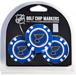 3 Pack NHL Golf Chips