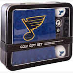 NHL Embroidered Golf Towel Tin Set