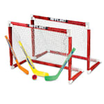 Mylec Deluxe Mini Goal Set