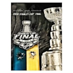16 Stanley Cup Finals Hockey Program
