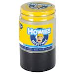 Howies Wax Pack Hockey Tape - 3 Clear/2 Black/1 Wax