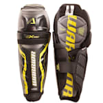 Warrior Alpha QX Pro Hockey Shin Guards - Junior