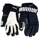 Warrior Alpha QX Pro Hockey Gloves - Junior