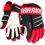 Warrior Alpha QX4 Ice Hockey Gloves - Junior