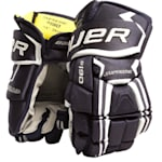 Bauer Supreme S190 Hockey Gloves - 2017 - Junior