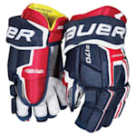 Bauer Supreme S170 Hockey Gloves - 2017 - Junior