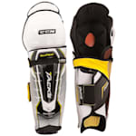 CCM Super Tacks Hockey Shin Guards - Junior