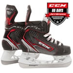 CCM Jetspeed FT1 Ice Hockey Skates - Youth