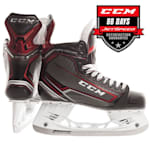 CCM Jetspeed FT380 Ice Hockey Skates - Junior