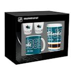 Collegiate Gift Set - San Jose Sharks