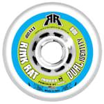 Rink Rat Dual Identity Inline Hockey Wheels - Orange/Yellow