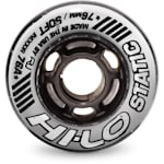 Mission Hi-Lo Static Inline Hockey Wheel - Black