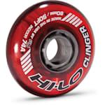 Mission Hi-Lo Static Inline Hockey Wheel - Black