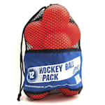 A&R Inline Hockey Balls - 12 Pack