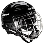 Bauer Lil Sport Hockey Helmet Combo - Youth