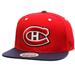 Zephyr MVP 32/5 Snapback Hockey Hat - Montreal Canadiens - Senior