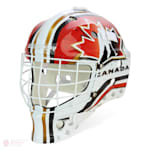 Bauer NME USA/Canada Street Hockey Goalie Mask - Youth