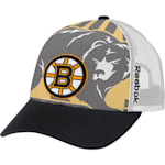 Reebok Draft Cap Structured Snapback Hockey Hat - Boston Bruins