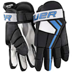 Bauer Pro Street Hockey Gloves - Junior
